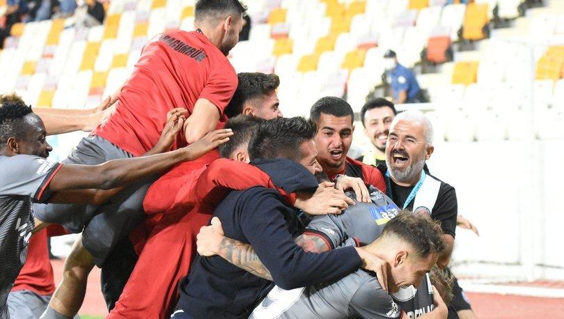 Yeni Malatyaspor: 3 - Karagümrük: 4 MAÇ SONUCU