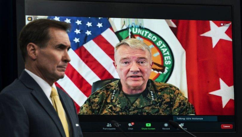 ABD Afganistan'da 7'si çocuk, 10 sivili öldürdüğünü kabul etti