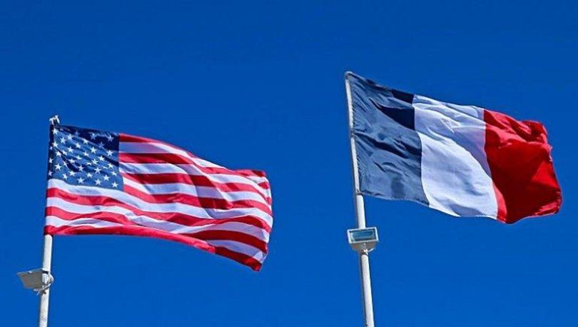 Fransa ABD ve Avustralya büyükelçilerini geri çağırdı