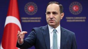 Türkiye'den 9 AB ülkesine tepki!