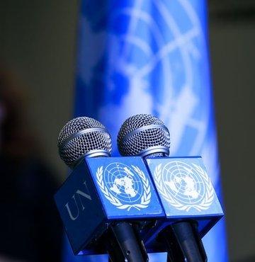 Dünya liderlerini bu yıl hibrit formatta bir araya getirecek olan, (BM) Genel Kurulu Görüşmeleri