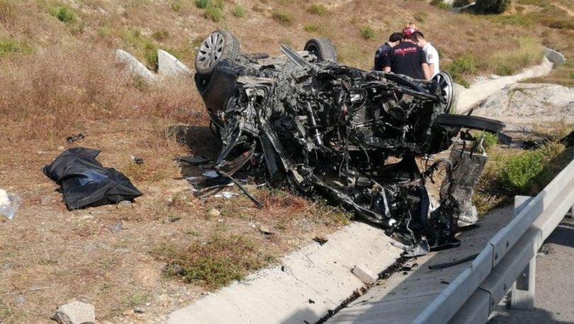 YÜREKLERİ YAKTI! Feci kazada anne ve baba öldü, çocuklar kurtuldu! - Haberler