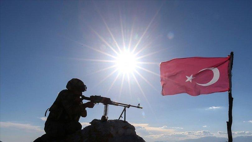 OPERASYON! MSB duyurdu: 7 PKK'lı terörist etkisiz hale getirildi - Haberler