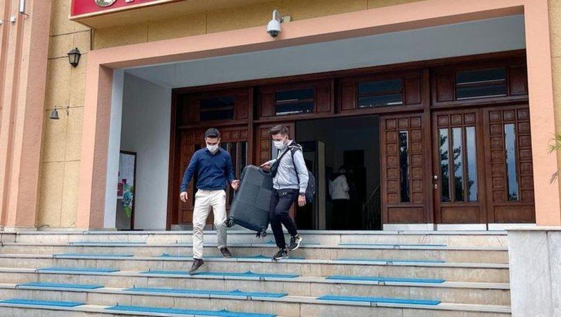Ordu'da kalacak yeri olmayan üniversite öğrencileri otellerde misafir edilecek - Haberler