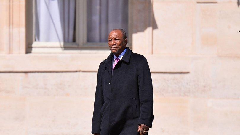 Gine'de darbe sonrası alıkonulan Cumhurbaşkanı Alpha Conde sürgüne yollanmayacak