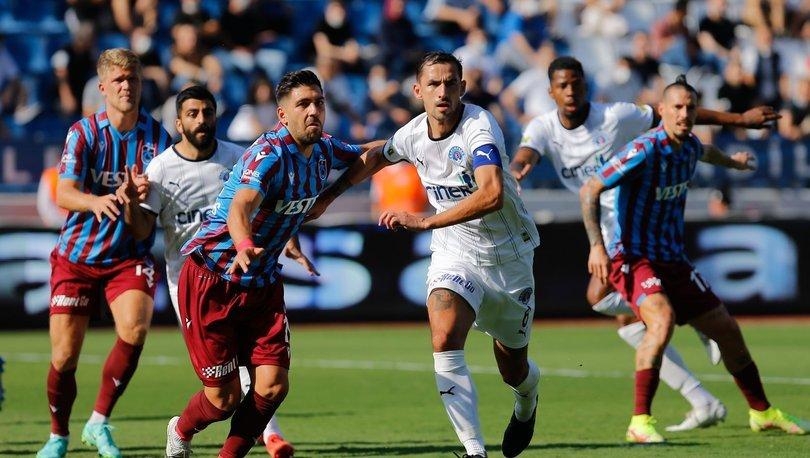 Kasımpaşa - Trabzonspor maçı CANLI YAYIN