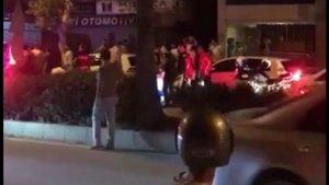 4'ü polis 5 kişiyi yaralamışlardı! Yakalandılar