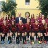 Kadın futbol takımı tanıtıldı