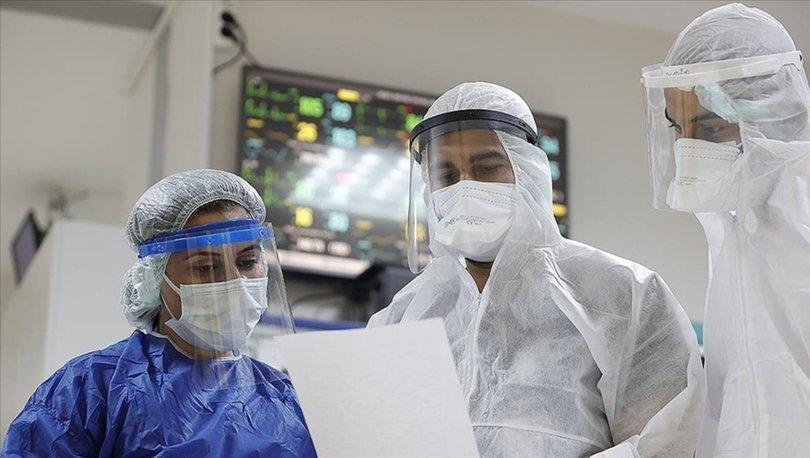 Son dakika haberi Koronavirüs salgınında yeni vaka sayısı 26 bin 161