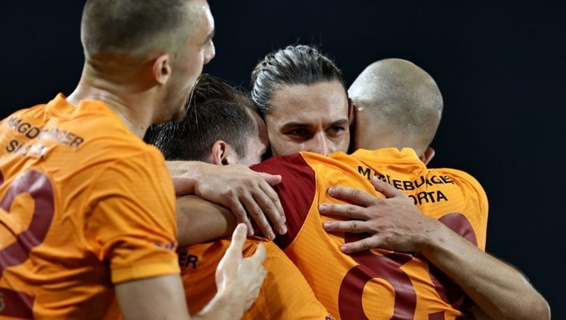 Galatasaray Alanyaspor maçı ne zaman başlayacak? Galatasaray Alanyaspor maçı saat kaçta? GS ilk 11...