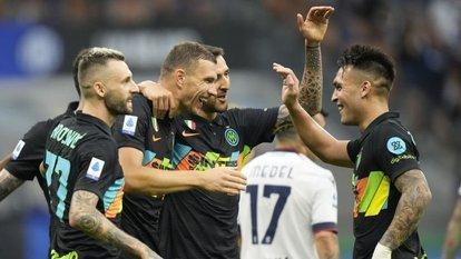 Inter, Bologna'ya fark attı