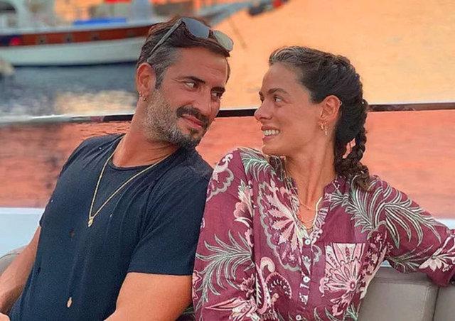 Özge Özpirinçci ile Burak Yamantürk evlendi - Magazin haberleri