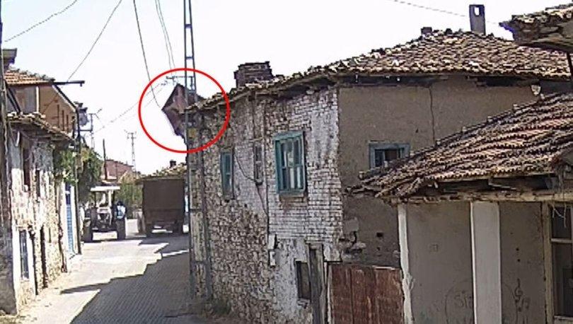 Tarhana sermek isterken 6 metreden beton zemine düşen yaşlı kadın öldü