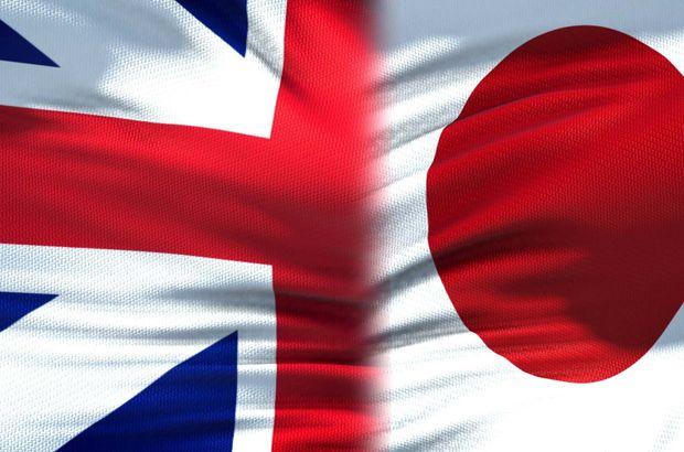 """Japonya ile İngiltere'den """"Serbest ve Açık Hint-Pasifik"""" mesajı"""