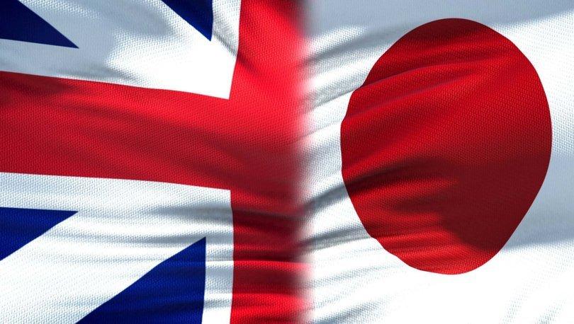 Japonya ile İngiltere'den