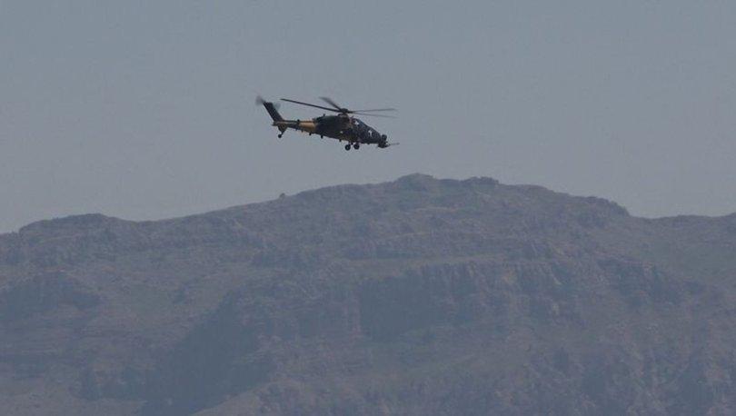 Son dakika: Pervari'de 5 terörist öldürüldü!