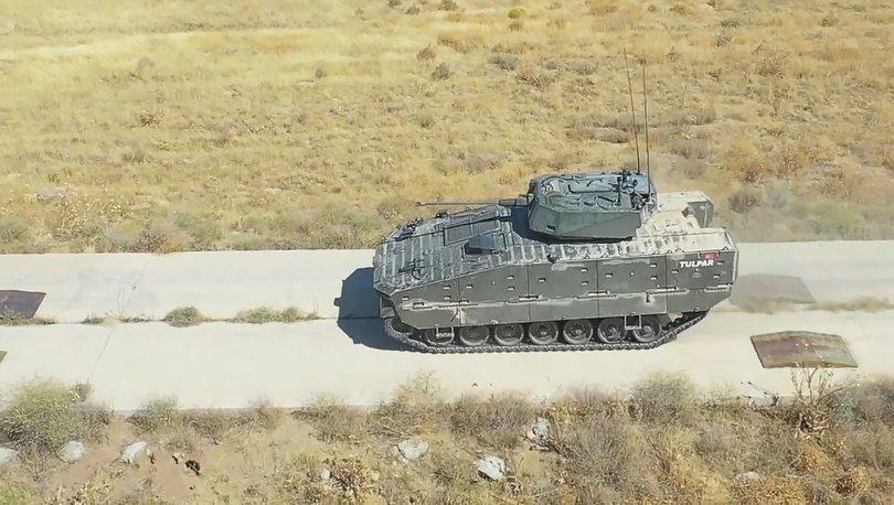 Otokar zırhlı araçları yeni görevler için hazır