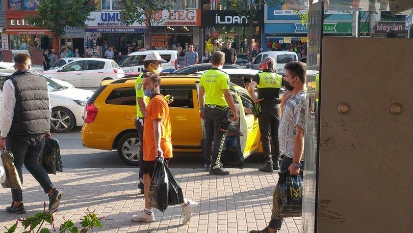 Taksiye almadı diye bıçaklı saldırıya uğradı! - Haberler