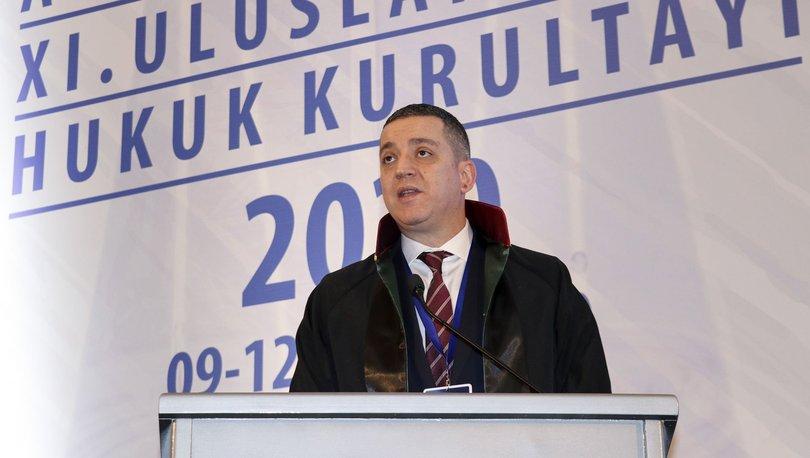 Ankara Barosu'nda yeniden Sağkan dönemi - Haberler