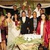 Ünlüleri buluşturan düğün