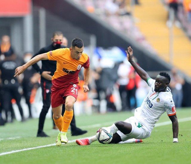 Galatasaray - Alanyaspor maçının yazar yorumları