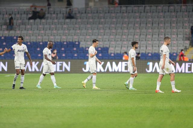 Spor yazarlarından Başakşehir - Fenerbahçe maçı yorumu