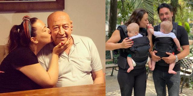 Ezgi Sertel'in babası yoğun bakıma kaldırıldı: İçim çok acıyor - Magazin haberleri