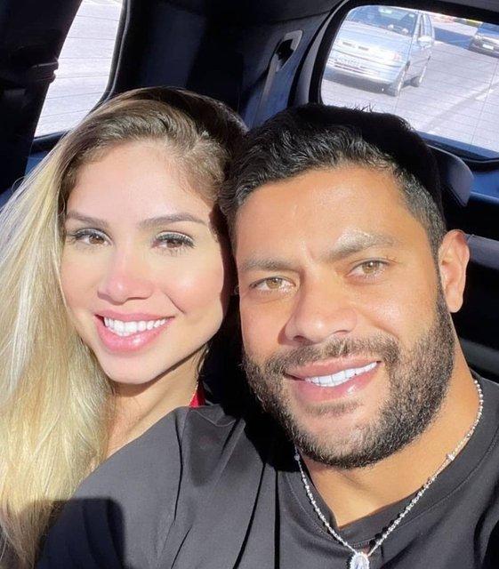 Hulk eski eşi Iran Souza'nın yeğeni Camila Angelo'dan çocuk sahibi olacak! - Magazin haberleri