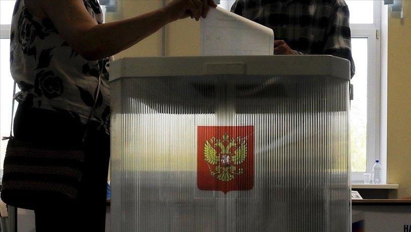 Rusya'da milletvekili seçiminde 5 parti barajı aşıyor