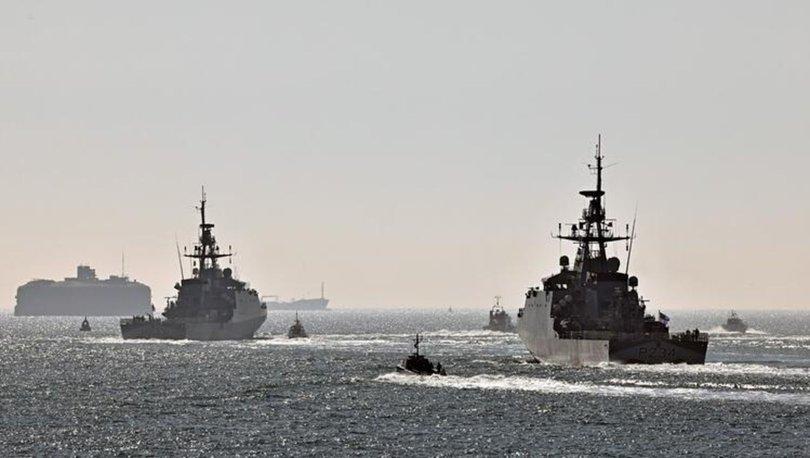 SON DAKİKA: Aukus sonrası 2 İngiliz savaş gemisi, Hint-Pasifik Bölgesi'ne doğru yola çıktı