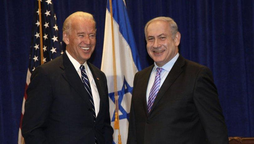 SON DAKİKA: İsrail eski Başbakanı Netanyahu, ABD Başkanı Biden ile alay etti