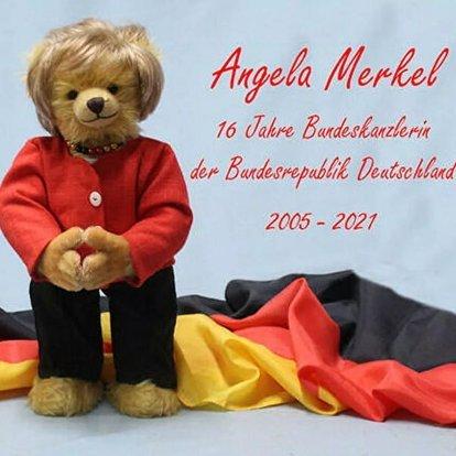 Almanya Başbakanı Merkel görevi bırakmaya hazırlanıyor: Hatıra oyuncağı üretildi - Haberler