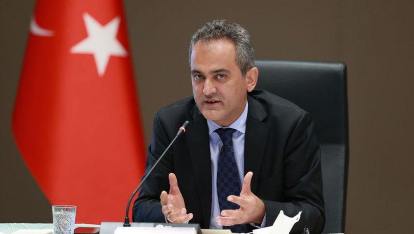Son dakika haberi! Milli Eğitim Bakanı Özer: Okulları artık kapalı tutma lüksümüz yok