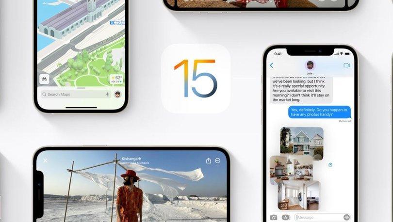iOS 15 hangi telefonlara gelecek? Geri sayım başladı...
