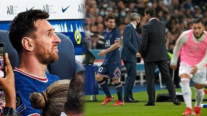 Messi krizi!