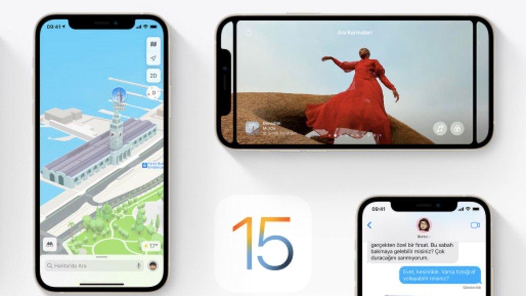 iPhone'lara 15 yeni özellik