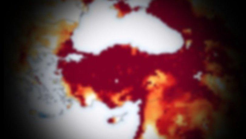 KURAK TÜRKİYE... Son dakika: Meteoroloji'den kötü haber! Türkiye'nin yüzde 55'i! - VİDEO HABER