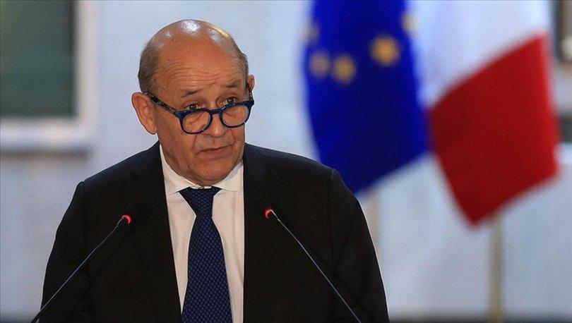 Fransa Dışişleri Bakanı Le Drian, ABD'nin Avustralya tutumunu eleştirdi