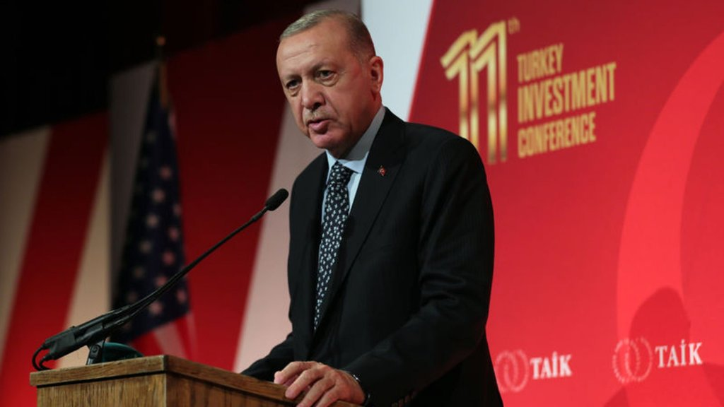 Cumhurbaşkanı Erdoğan: İkili ticaret hacim hedefi 100 milyar dolar