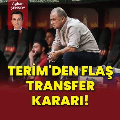 Forvet transferi için talimat!