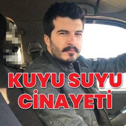 Ankara'da 'kuyu suyu' cinayeti!