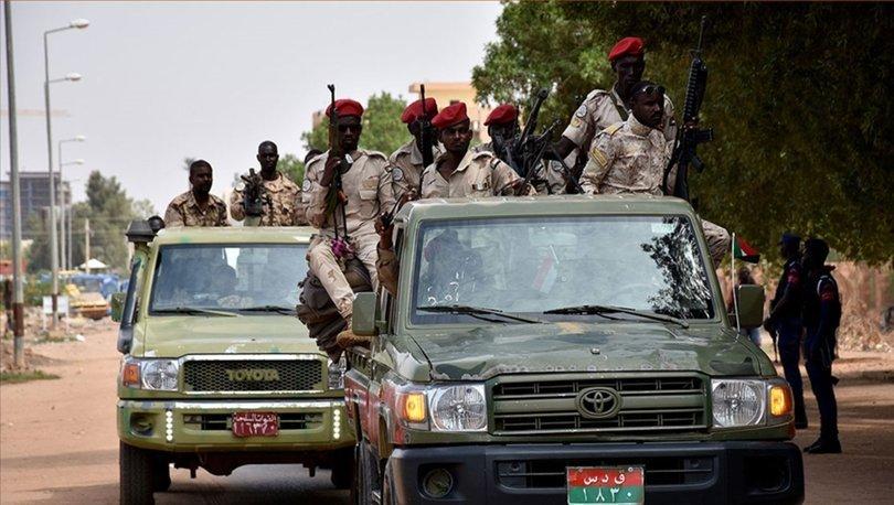 SON DAKİKA: Sudan'da başarısız darbe girişimi!