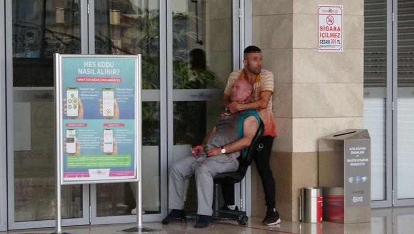 DEHŞETİ YAŞATTI! Son dakika: Ustasını rehin almıştı, görüntüler ortaya çıktı - Haberler
