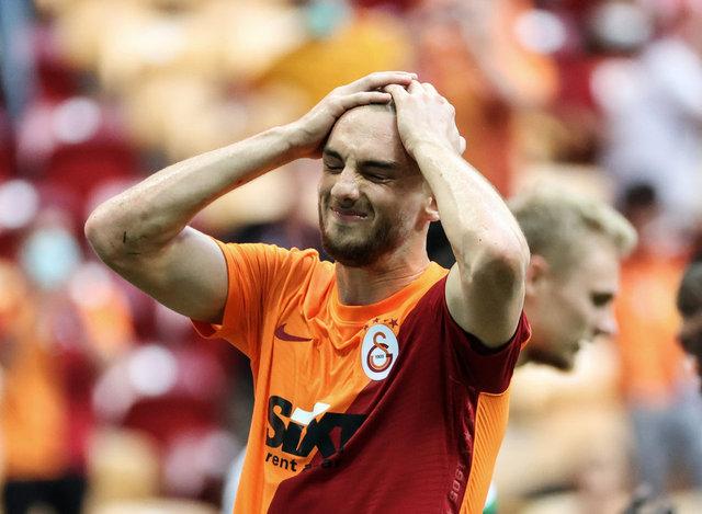 Galatasaray'ın Kayserispor maçı muhtemel 11'i