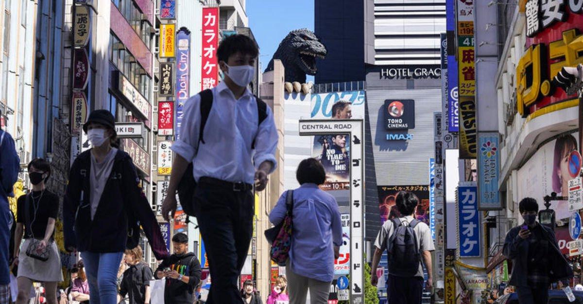 SON DAKİKA: Japonya'da Kovid-19'a karşı OHAL ay sonu kaldırılacak - Haberler - Habertürk