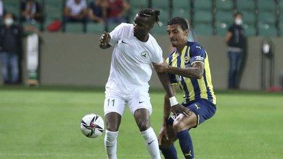 Fenerbahçe'nin konuğu Giresunspor