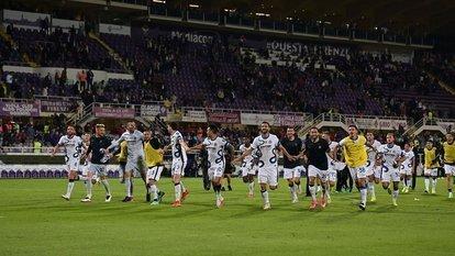 Inter ikinci yarıda açıldı
