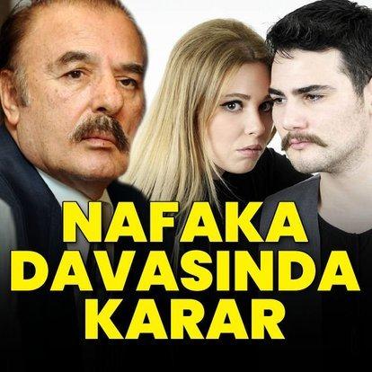Nafaka davasında karar