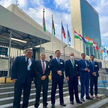 SON DAKİKA: BM Genel Kurulu'nda koronavirüs vakası: Brezilya Sağlık Bakanı virüse yakalandı