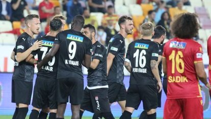 Sivasspor 130 gün sonra kazandı